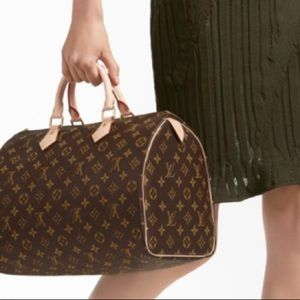 Sold out Louis Vuitton Speedy 35 for sale!